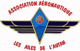 """Logo Association Aéronautique """"Les Ailes de l'Autan"""""""